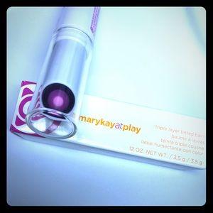 Mary Kay Makeup - Triple Tinted Lip Balm